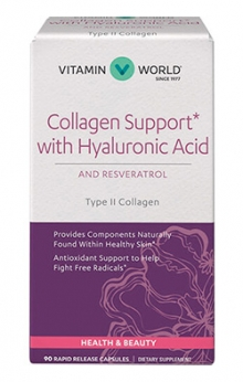 Vitamin World Woman's Collagen Support